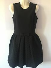 RED VALENTINO VESTITO/ABITO/DRESS CON FIOCCO DONNA/WOMEN ORIGINALE TG.S,M,L -70%