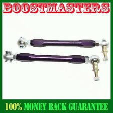For 2000-2009 Honda S2000 Adjustable Rear Toe Arm Anti Bump-Steer Purple
