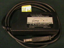 USB Compact Flash Reader by Jump Shot - Unit Only NO software drivers included