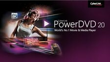 Cyberlink PowerDVD Ultra 20 ✔️ Lifetime License ✅ Full Activated 🔥 Fast Delivry
