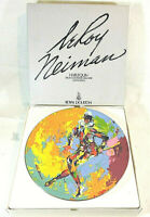 Royal Doulton Harlequin Collector Plate by Leroy Neiman 1st of a series