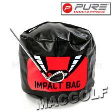 """Pure 2 improve golf Training ayuda """"Impact Bag"""" gratuito envío rápido"""
