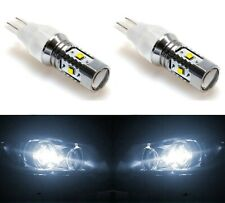 LED Light 30W 921 White 5000K Two Bulbs Back Up Reverse Replace Plug Play Lamp