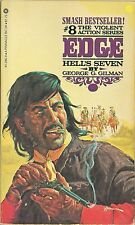 Edge, Hell's Seven by George G. Gilman (#8 in Series)