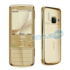 NOKIA 6700 GOLD TELEFONO CELLULARE FOTOCAMERA 5MP, QUADBAND, BLUETOOTH