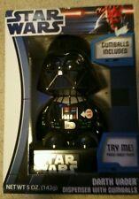 Star Wars Darth Vader Dispenser With Gumball Gum Ball Machine Lights & Sound