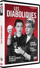 """dvd """"les diaboliques""""  Simone Signoret  NEUF SOUS BLISTER"""