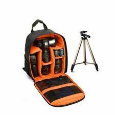 DSLR SLR Camera Backpack Shoulder Bag Waterproof Case For Canon EOS