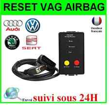 RESET AIRBAG GROUPE VAG - VOLKSWAGEN VW AUDI SEAT SKODA - CABLE OBD2 AIR BAG