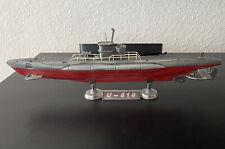 Tisch Feuerzeug Modell U BOOT aus Metall RAR U - 518