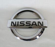 NISSAN MURANO TRUNK EMBLEM 03-07 BACK HATCH GENUINE OEM CHROME BADGE sign symbol
