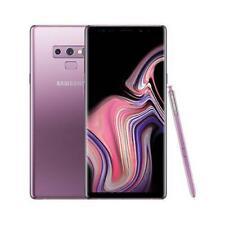 Samsung Galaxy Note9 SM-N960U1 - 128GB - Purple (Factory Unlocked) A
