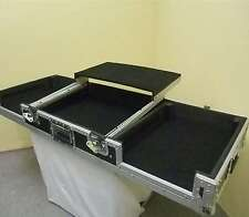 Console ls-1 professionnel avec ordinateur portable armoire pour 1x DJ-mixeur + 2x CD player DJ CONSOLE