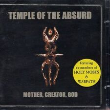 Temple Of The Absurd / Mother, Creator, God - 2CD