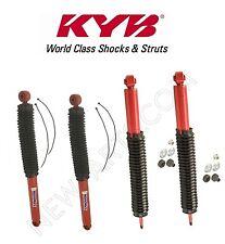 KYB 4 Super Duty MonoMax Shocks For Dodge Ram 3500 4WD 03 to 09-565018 565105