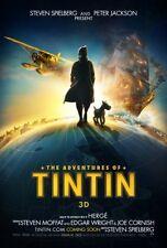 Tintin Movie Poster 24inx36in (61cm x 91cm)