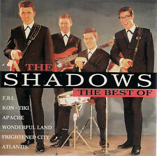 The Shadows The Best Of Dutch CD Netherlands / Holland