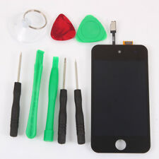 Black for iPod Touch 4th Gen Glass Digitizer LCD Touch Screen Replacement + Tool