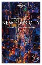 Lonely Planet Best of New York City 2018 by Lonely Planet (Paperback, 2017)