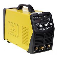 Profi soldadora thf201 pulse digital dc inverter HF-ignición soldador Tig/wig