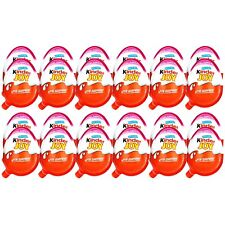 New Kinder Joy with Surprise Eggs in Toy & Chocolate For Girls - 24 x Eggs India