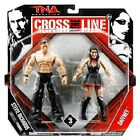 TNA Impact Wrestling Daffney and Stevie Richards Figure Pack, WCW ECW WWE WWF