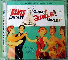 ELVIS PRESLEY~ GIRLS GIRLS GIRLS BRAND NEW SEALED CD ORIGINAL MASTERS COLLECTION