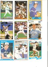 18 CARD JOHN CERUTTI BASEBALL CARD LOT            37