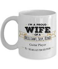 Guitar Player Gifts Guitar Player Mug Wife Coffee Mug Gifts For Wife