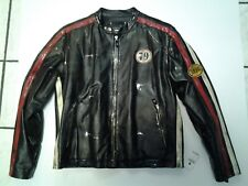 Wilson's Leather,Moto X Jacket Men's Sz Lrg