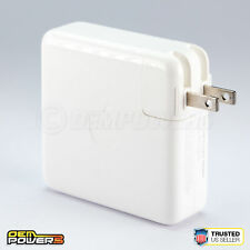 """Genuine OEM Apple A1719 MacBook Pro 13"""" 15"""" 87W USB-C AC Power Adapter Charger"""