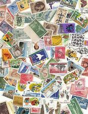New Zealand collection of 500 different all used stamps