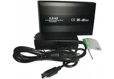 """Box Esterno Case Per Hard Disk 3.5"""" Hdd Sata Usb 2.0 Linq It-Sa3506"""