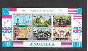 Anguilla -  Lot 269,  Mint, NH.