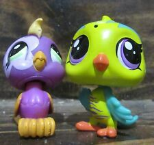 lps lot of two cockatoo #1962 hugsy lovejoy