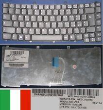 Clavier Qwerty Italien ACER FERRARI 5000, TravelMate 3210 8200 9J.N7082.60E Noir