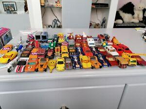 Matchbox Superfast/lesney Bundle Rare Ones X 60