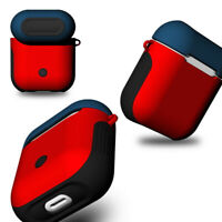 For AirPods Case Protective Shockproof Silicone Cover AirPod Earphone Charger