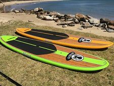 """Magoo 'Dory' 11'4"""" Lime Colour-Stand Up Paddle Board - FREE Deliver Sydney/WGong"""
