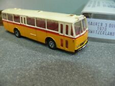 1/87 HB Saurer 3 DUK 1970 PTT CH