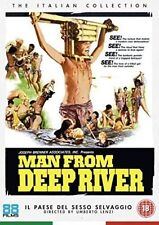 Man From Deep River 5037899048481 With Ivan Rassimov DVD Region 2