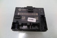 08-11 AUDI A4 B8 DRIVER SIDE FRONT DOOR CONTROL MODULE GENUINE PART 8K0959793E