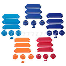 5 Sets Guitar Single coil Pickup Cover 1 volume 2 Tone Knobs Switch tip
