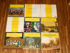 Amadeus Quartet – SAMMLUNG – 9 LPs –  BEETHOVEN MOZART Tulip Digital