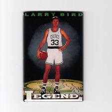 "LARRY BIRD / LEGEND 2"" x 3"" POSTER FRIDGE MAGNET (costacos nike boston celtics)"