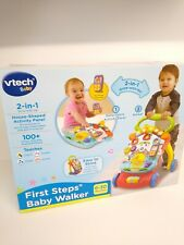 Vtech Baby First Steps Baby Walker Activity & Learning 5056 6-30 months