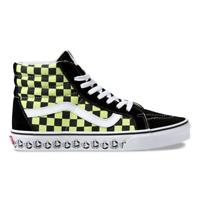 VANS Men's  SK8 -HI Reissue Sharp Green Canvas Sneakers VN0A4BV8V3W (SIZE 8-13)