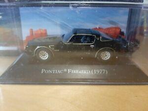 PONTIAC FIREBIRD 1977 ESCALA 1/43