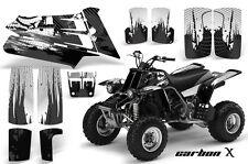 AMR Racing Yamaha Banshee 350 Decal Graphic Kit ATV Quad Wrap  87-05 CARBON X K