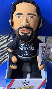 WWE Bleacher Creatures Roman Reigns Walmart Exclusive Wrestling Plush